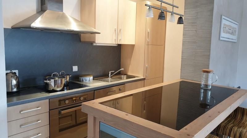 Appartement le morclan 14 cuisine Châtel