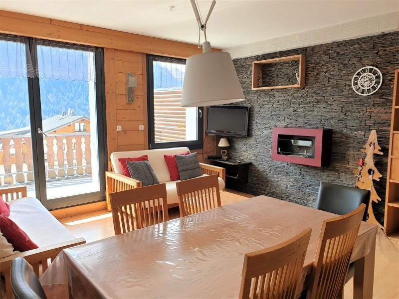 Appartement le morclan 14 salon Châtel