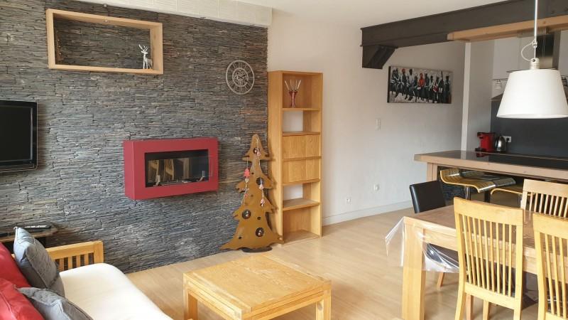 Appartement le morclan 14 salon Châtel Alpes du nord