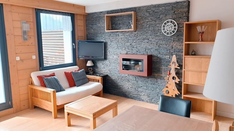 Appartement le morclan 14 salon Châtel Haute Savoie