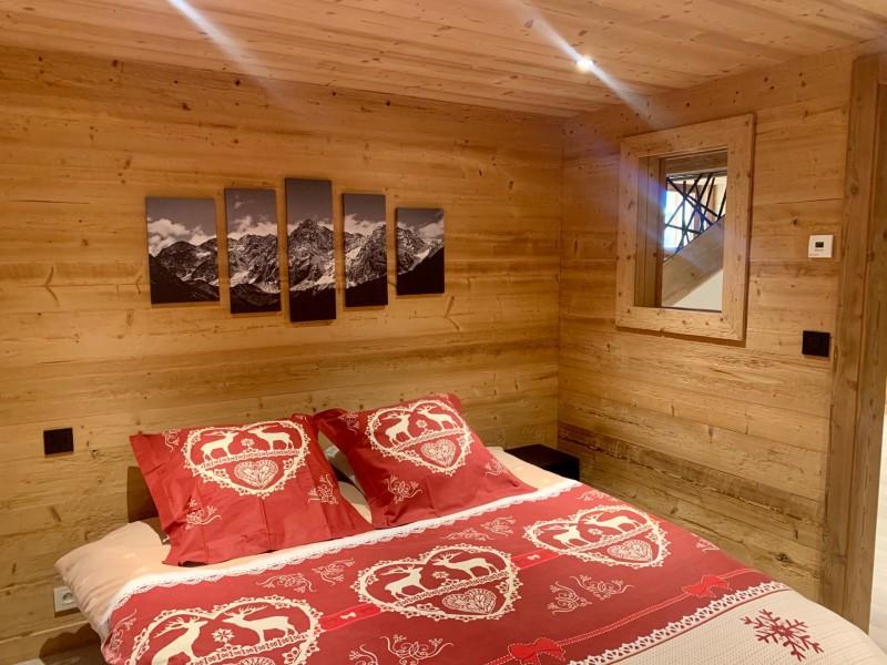 Appartement le Terroit 01B Chambre Châtel haute-Savoie