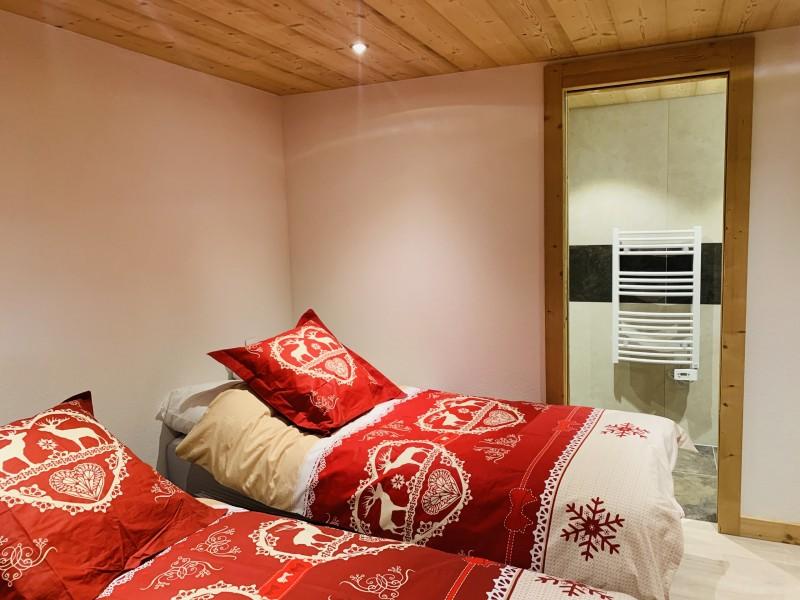 Appartement le Terroit 01B Chambre Châtel Neige