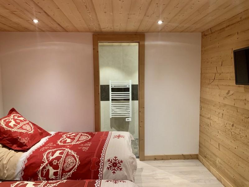 Appartement le Terroit 01B Chambre Châtel Village