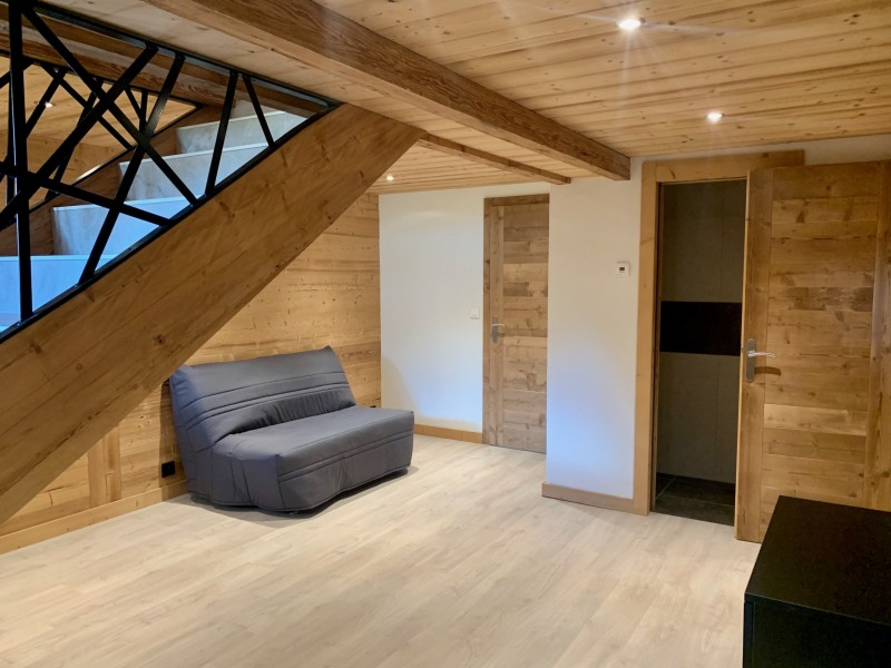 Appartement le Terroit 01B Salon Châtel 3