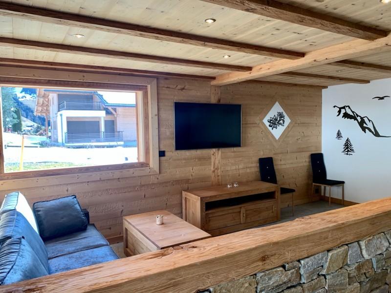 Appartement le Terroit 01B Salon Châtel