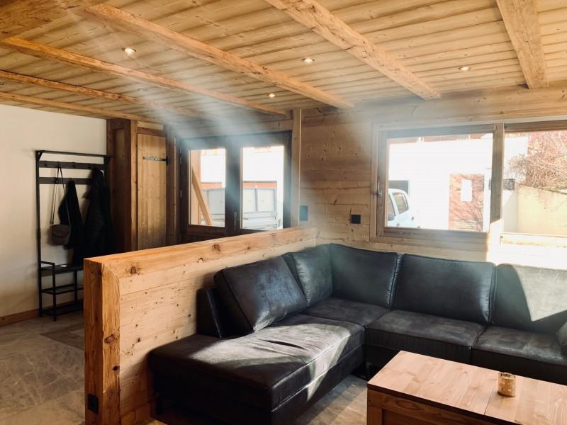 Appartement le Terroit 01B Salon Châtel 74