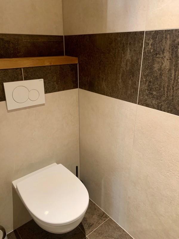 Appartement le Terroit 01B Toilettes Châtel