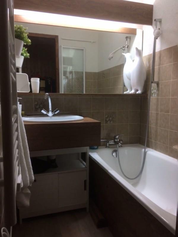 Appartement Les Biches 27B Salle de Bain Châtel