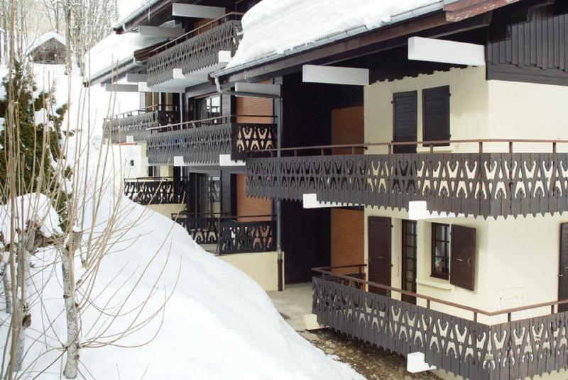 Appartement Les Covillets D, Bâtiment Châtel 2