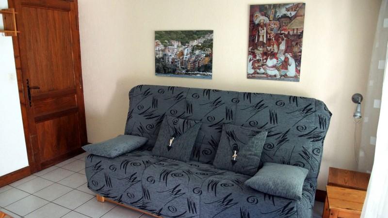 Appartement Les Covillets D, Salon Châtel