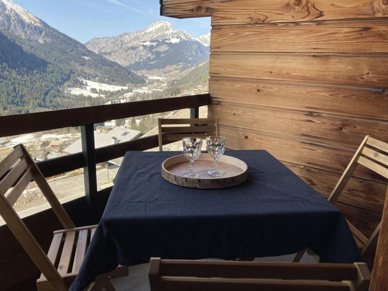 Appartement les Favioles n°9 balcon Châtel Haute Savoie