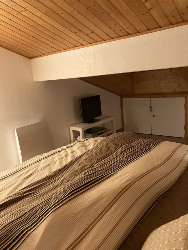Appartement les Favioles n°9 Chambre Châtel Alpes du nord