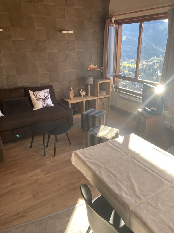 Appartement les Favioles n°9 Salon Châtel