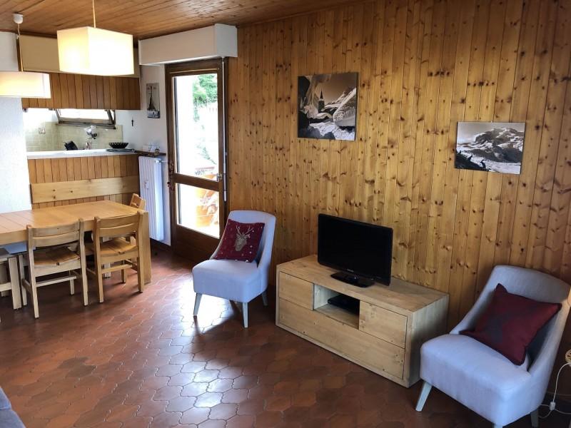 Appartement les Snailles 26, Salon Châtel France