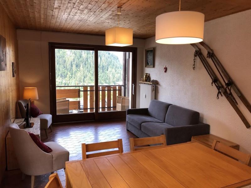 Appartement les Snailles 26, Salon Châtel Haute-Savoie