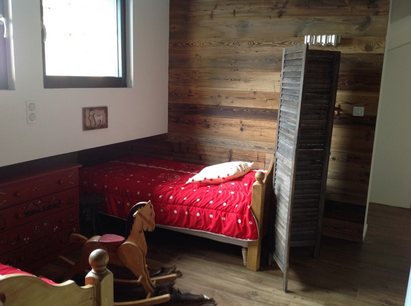 Appartement Les Soldanelles 18, Chambre Châtel 2