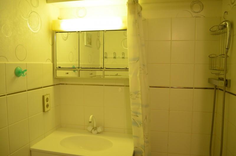 Appartement Les Sorbiers 002 salle de bain Châtel