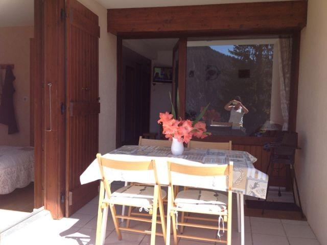 Appartement Les Sorbiers 002 terasse Châtel 74