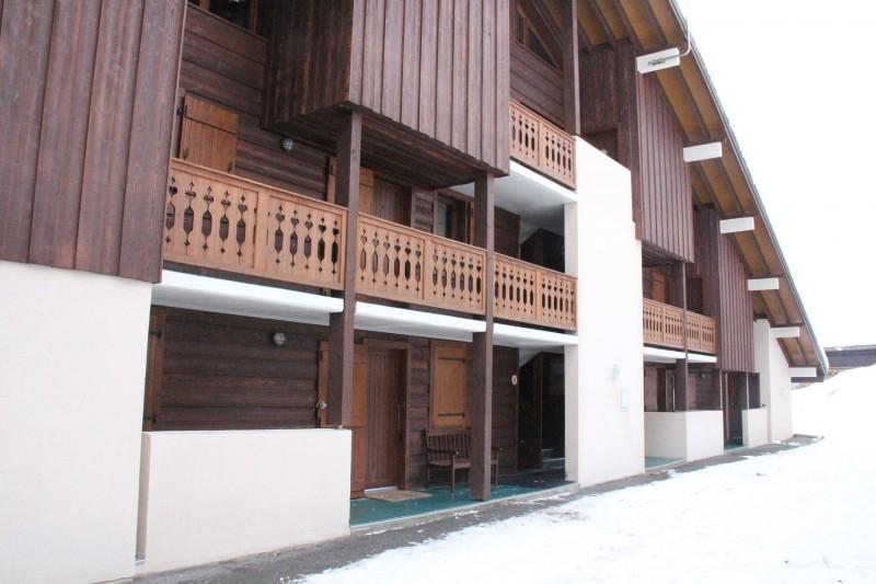 Appartement Les Sorbiers 009 Extérieur Châtel  2