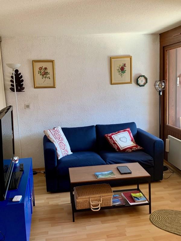 Appartement les sorbiers n°7, salon, Châtel