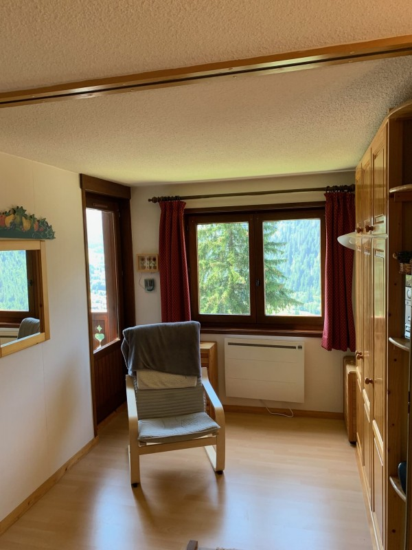 Appartement les sorbiers n°7, salon, Châtel Portes du Soleil