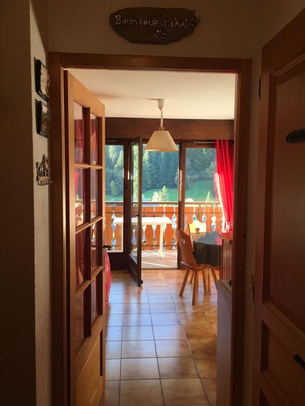 Appartement Les Tyroliens 8A, Couloir Châtel