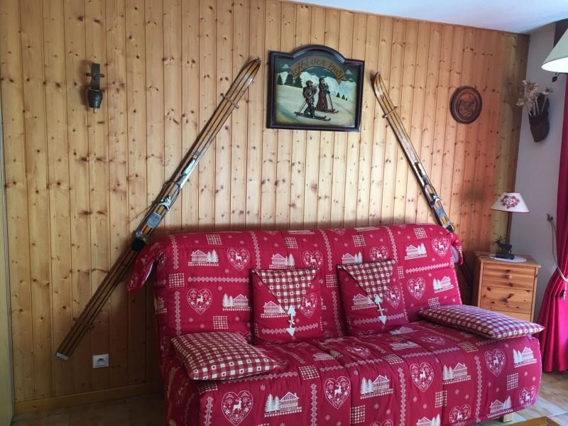 Appartement Les Tyroliens 8A, Salon Châtel