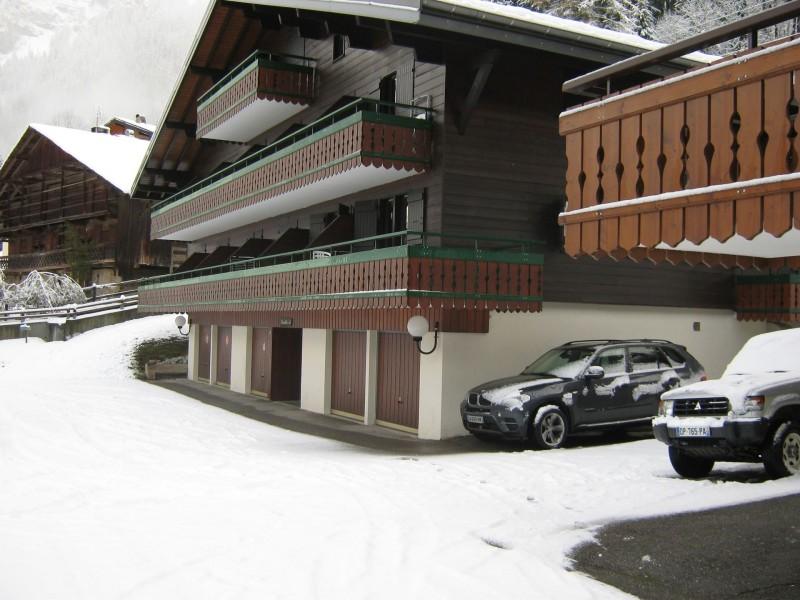 Appartement Les Voinettes 28A, Extérieur Châtel