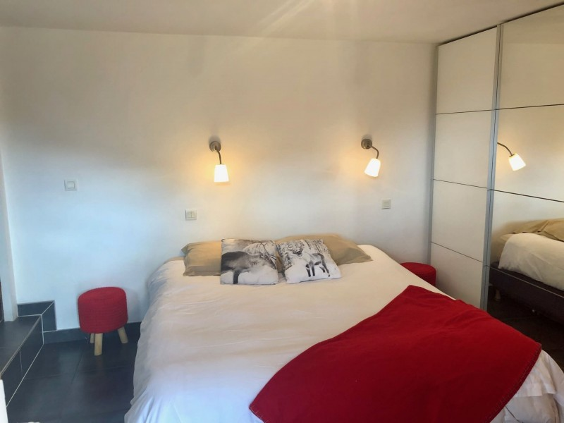 Appartement Martonne, Chambre 1 lit double, Châtel