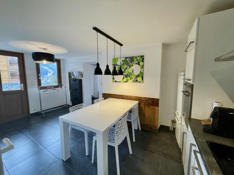 Appartement Martonne, Cuisine, Châtel