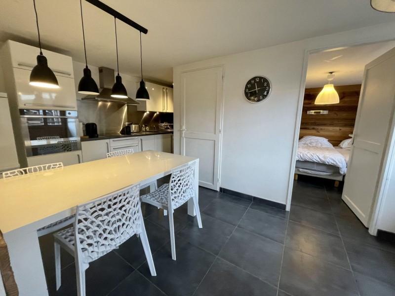 Appartement Martonne, Cuisine, Châtel Alpes du Nord