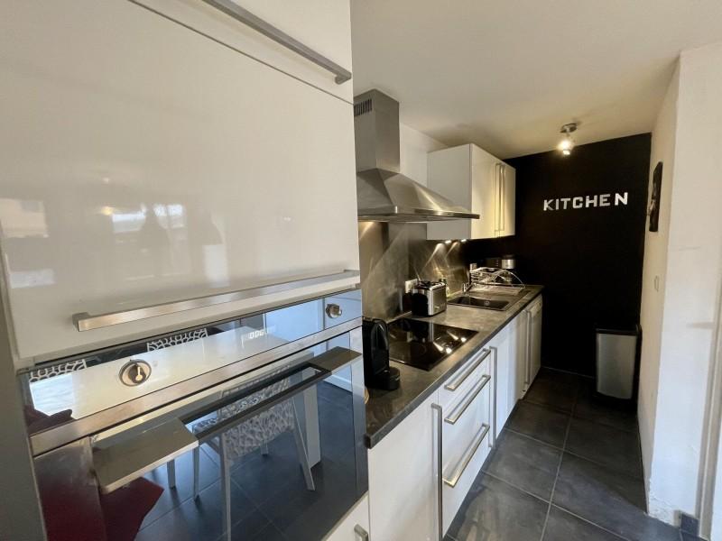 Appartement Martonne, Cuisine, Châtel Haute Savoie