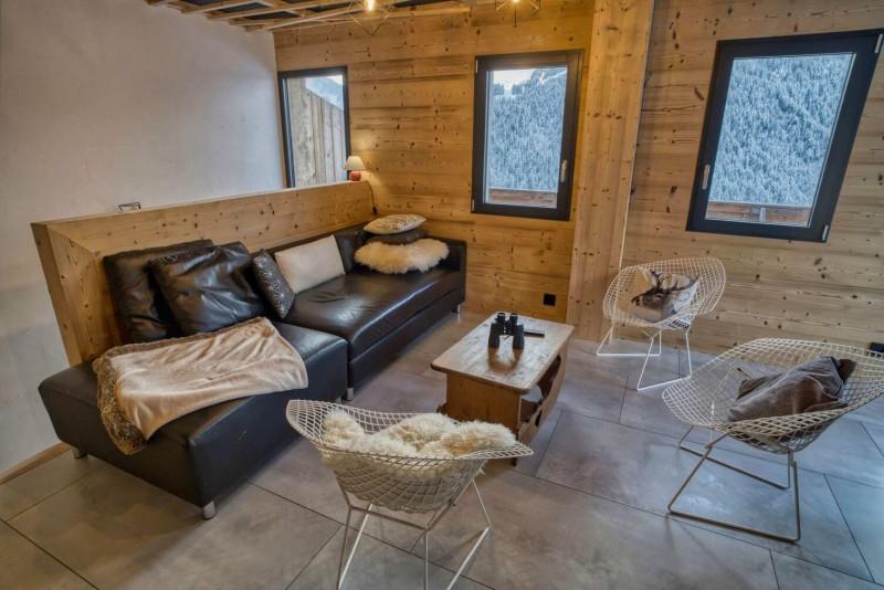 Appartement Martonne terasse salon Châtel 2