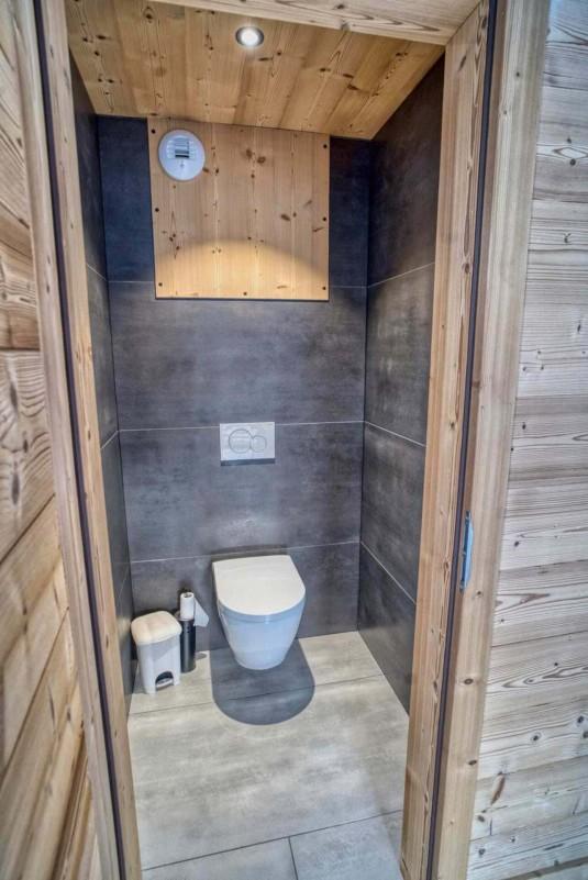 Appartement Martonne terrasse, WC indépendant, Châtel