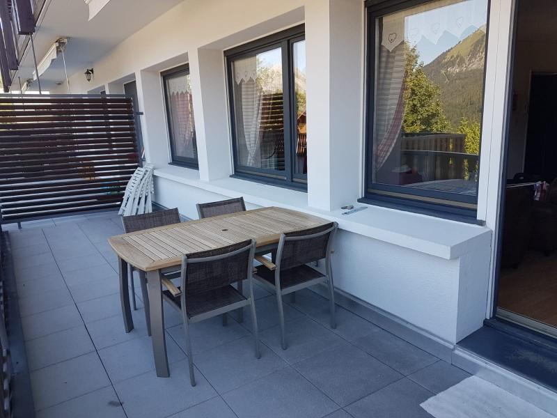 Appartement Morclan 3 Balcon Châtel France