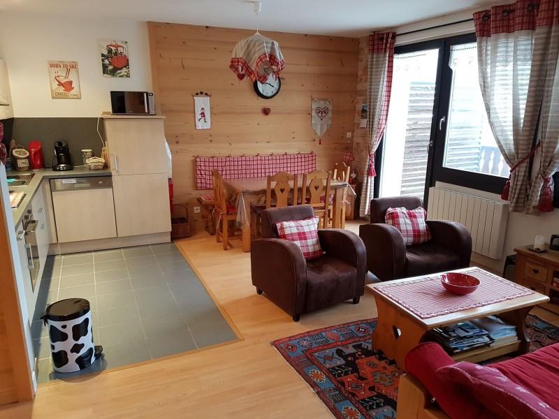 Appartement Morclan 3 Pièce de Vie Châtel