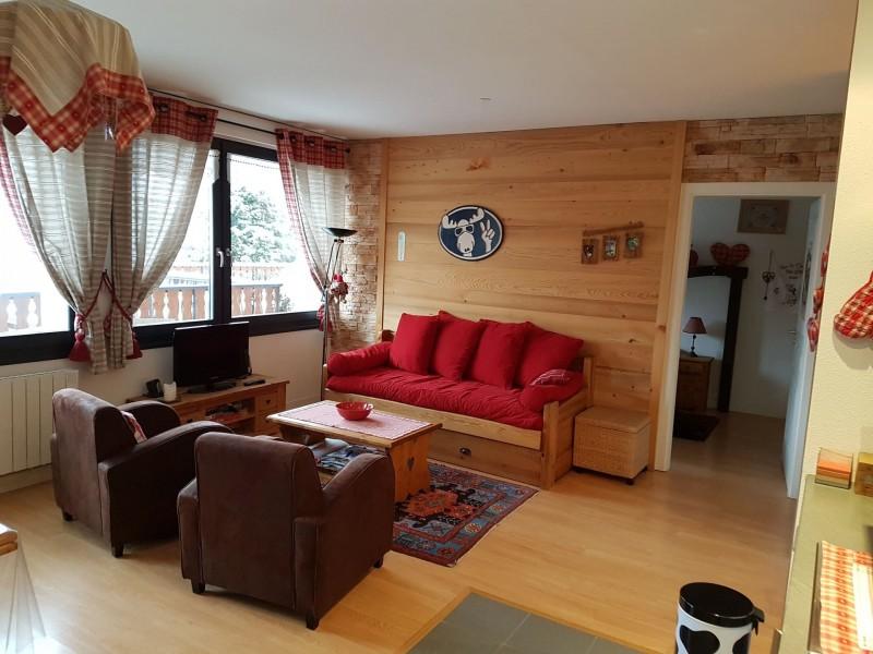 Appartement Morclan 3 Salon Châtel