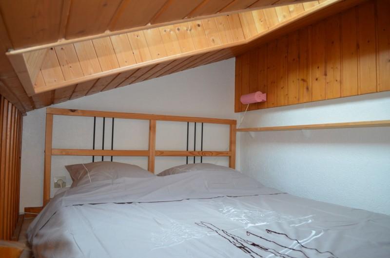 Appartement n°13 B dans résidence les Voinettes, lit en mezzanine, Châtel Portes du Soleil