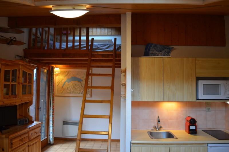 Appartement n°13 B dans résidence les Voinettes, Mezzanine, Châtel