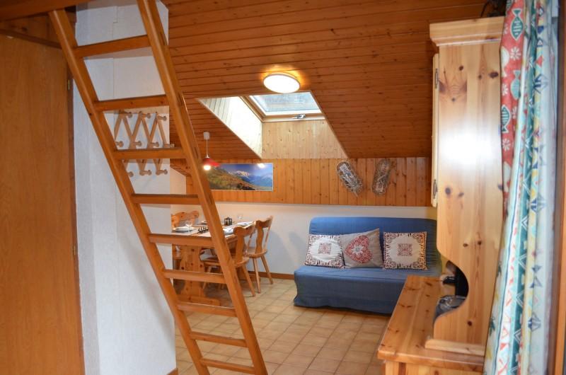 Appartement n°13 B dans résidence les Voinettes, Mezzanine, Châtel Portes du Soleil