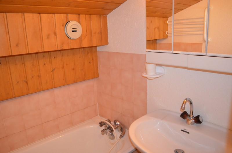 Appartement n°13 B dans résidence les Voinettes, Salle de bain, Châtel
