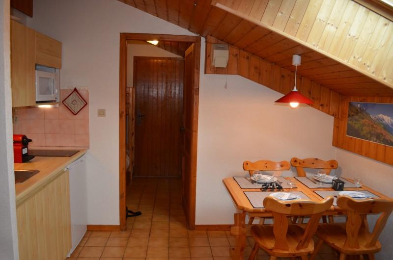 Appartement n°13 B dans résidence les Voinettes, Séjour, Châtel Alpes du Nord