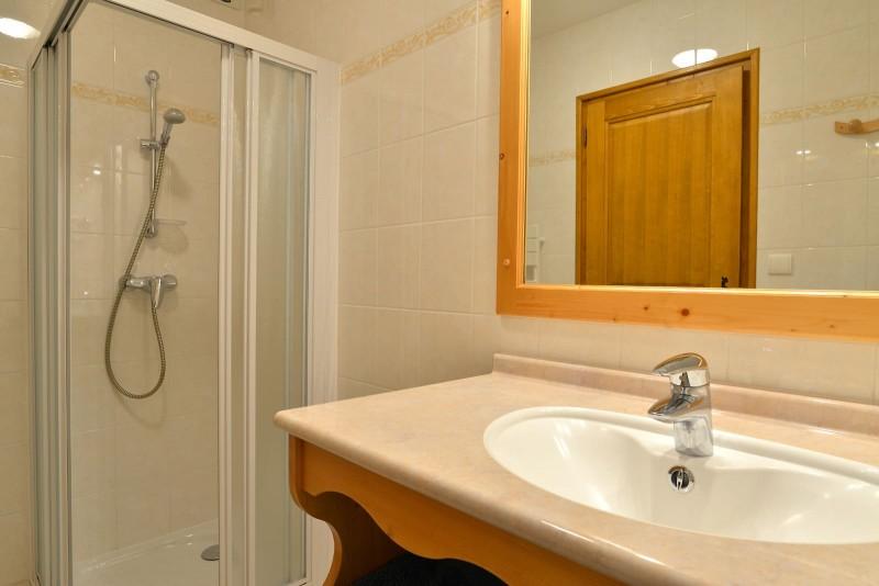 Appartement n°3 dans résidence le Blanchot, Salle de douche, Châtel Haute Savoie