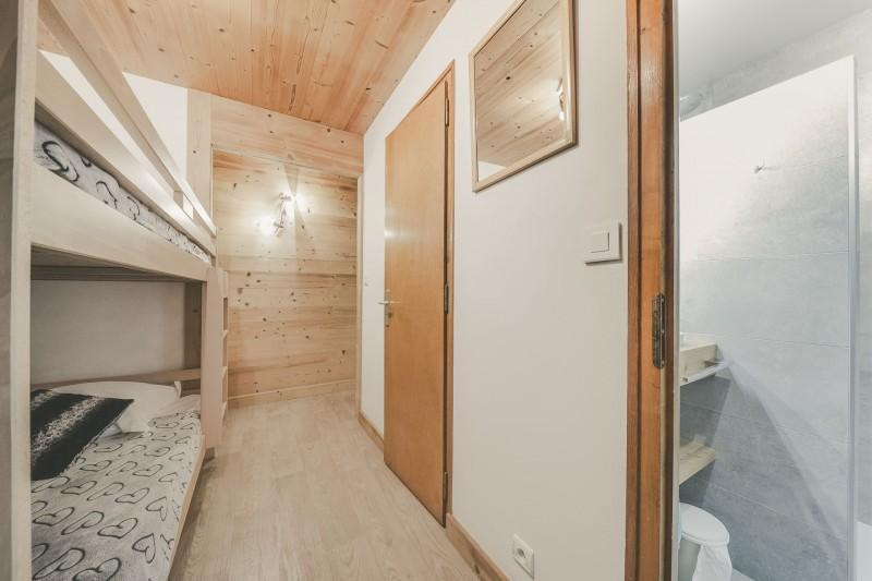 Appartement n°4 dans résidence Lou Candres, Coin montagne, Châtel
