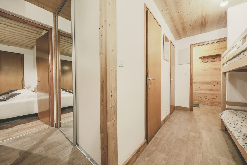 Appartement n°4 dans résidence Lou Candres, Coin montagne, Châtel Haute Savoie