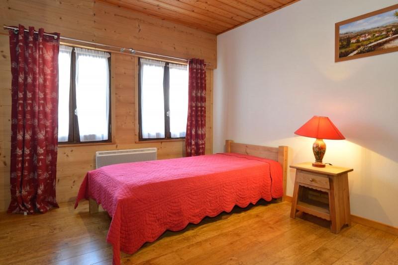 Appartement n°5 dans chalet l'EPICEA, Chambre Châtel  Haute-Savoie