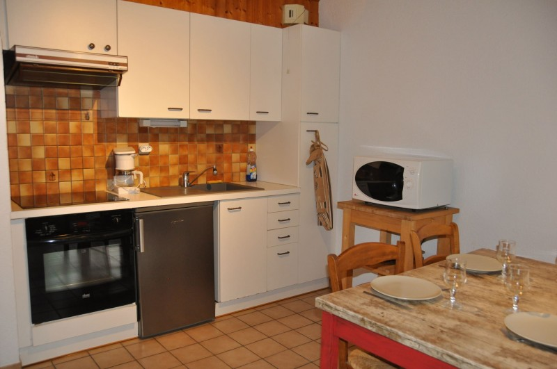 Appartement n°2 dans chalet les bouquetins, Cuisine Châtel