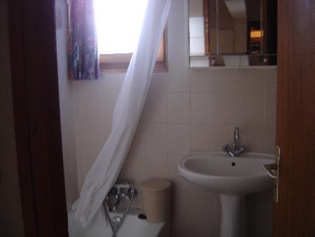 Appartement n°2 dans chalet les bouquetins, Salle de bain Châtel