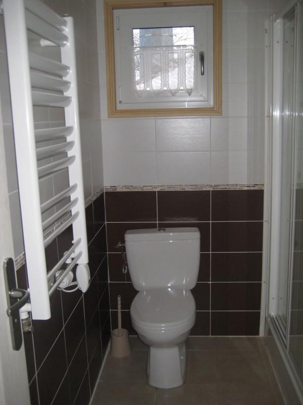 Appartement n°5 dans chalet les bouquetins, Salle de douche Châtel Portes du Soleil
