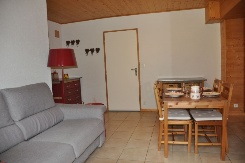 Appartement n°5 dans chalet les bouquetins, Salon  Châtel Portes du Soleil